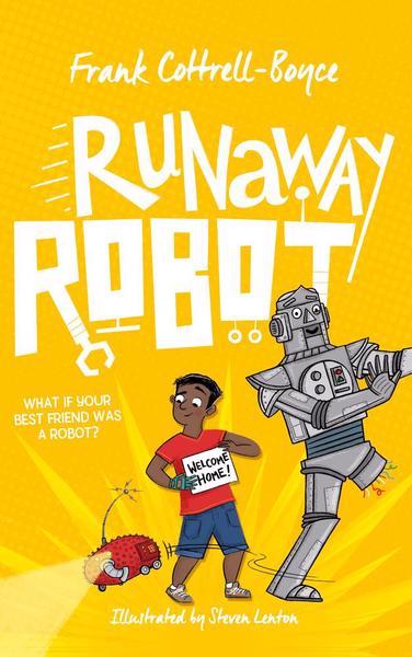 Runaway Robot cover image