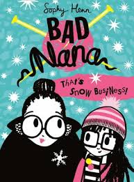 Bookwagon Bad Nana That's Snow Business