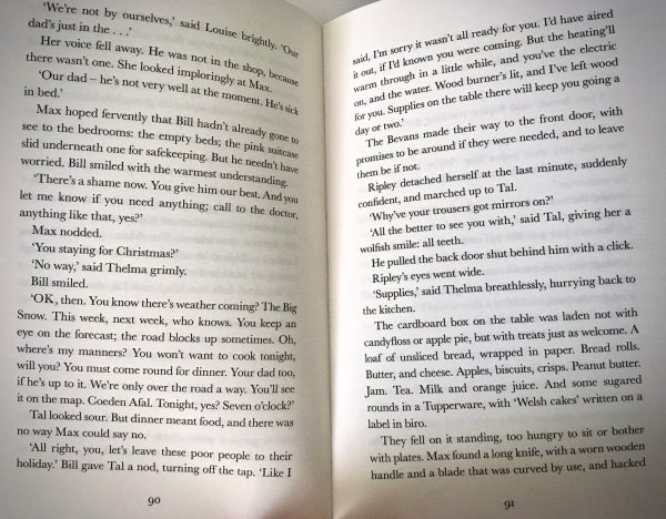 Max Kowalski Didn't Mean It (C) extract Bookwagon