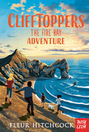 Bookwagon Clifftoppers The Fire Bay Adventure