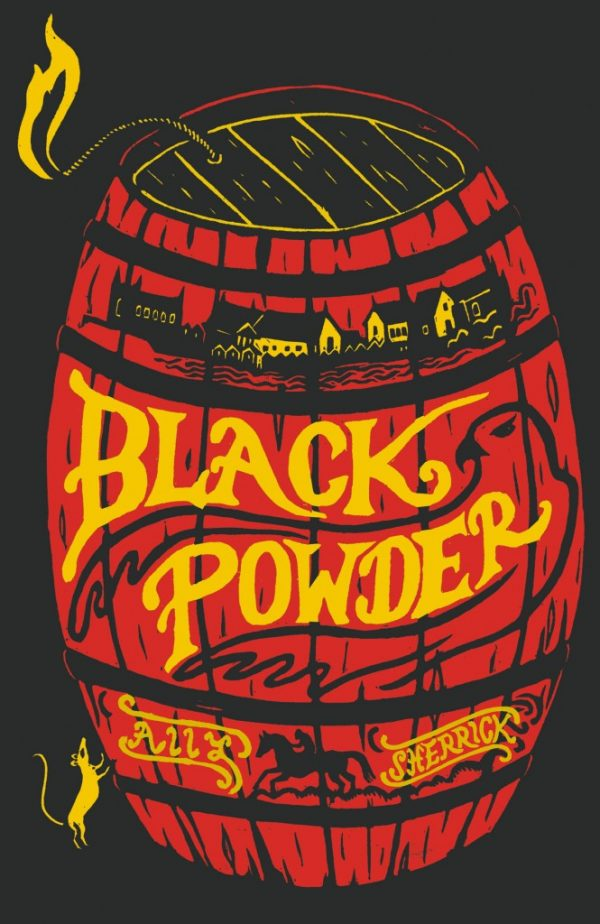 Black Powder cover image
