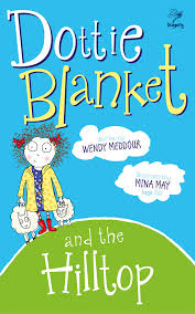 Bookwagon Dottie Blanket and the Hilltop