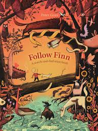 Bookwagon Follow Finn