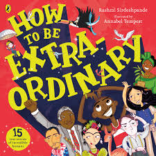 Bookwagon How to Be Extraordinary