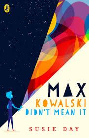 Bookwagon Max Kowalski Didn't Mean It