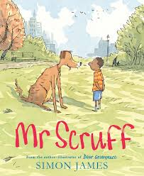 Bookwagon Mr Scruff