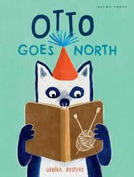 Bookwagon Otto Goes North