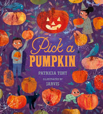 Bookwagon Pick a Pumpkin