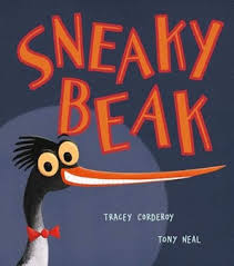 Bookwagon Sneaky Beak