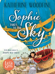 Bookwagon Sophie Takes to the Sky