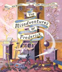 Bookwagon The Misadventures of Frederick