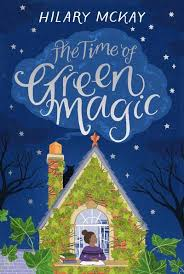 Bookwagon The Time of Green Magic