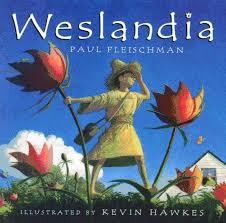 Bookwagon Weslandia