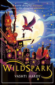 Bookwagon Wildspark