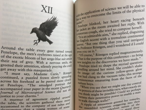 The Black Crow Conspiracy insert
