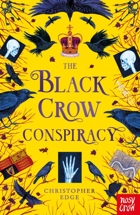 The Black Crow Conspiracy cover