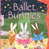 Bookwagon Ballet Bunnies