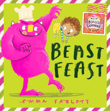 Bookwagon Beast Feast