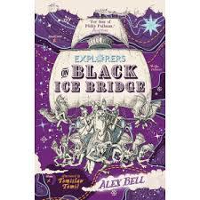 Bookwagon Explorers on Black Ice Bridge