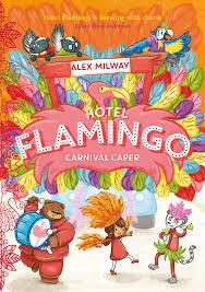 Bookwagon Hotel Flamingo Carnival Caper