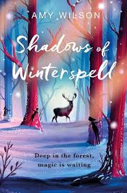 Bookwagon Shadows of Winterspell