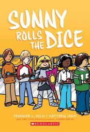 Bookwagon Sunny Rolls the Dice