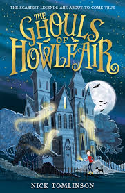 Bookwagon The Ghouls of Howlfair