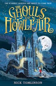 Bookwagon The Ghouls of Howlfair