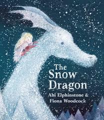 Bookwagon The Snow Dragon