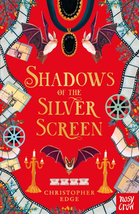 Shadows of the Silver Screen cover image