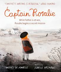 Bookwagon Captain Rosalie