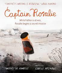 Bookwagon Captain Rosalie