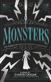 Bookwagon Monsters