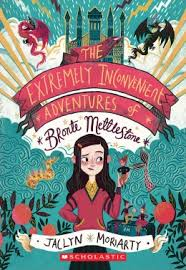 Bookwagon The Extremely Inconvenient Adventures of Bronte Mettlestone