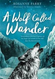 Bookwagon A Wolf Called Wander