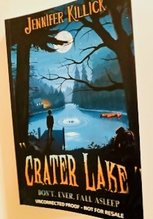 Bookwagon Crater Lake