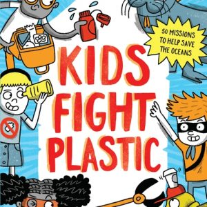 Kids Fight Plastic cover