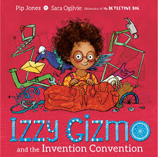 Bookwagon Izzy Gizmo and the Invention Convention