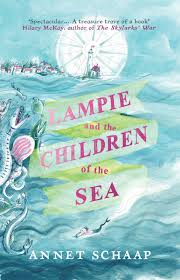 Bookwagon Lampie and the Children of the Sea