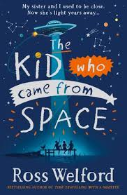 Bookwagon The Kid Who Came from Space