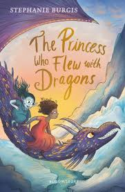 Bookwagon The Princess Who Flew with Dragons