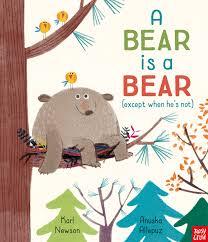 Bookwagon A Bear is a Bear Except When He's Not