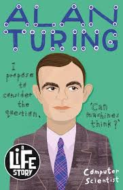 Bookwagon Alan Turing