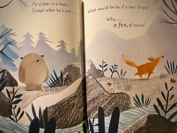 A Bear is a Bear (except when he's not) Bookwagon extract (C)