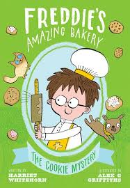 Bookwagon Freddie's Amazing Bakery The Cookie Mystery