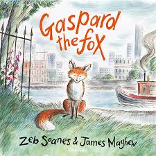Bookwagon Gaspard the Fox
