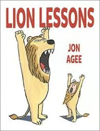 Bookwagon Lion Lessons