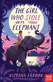 Bookwagon The Girl Who Stole an Elephant