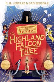 Bookwagon The Highland Falcon Thief
