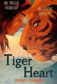 Bookwagon Tiger Heart